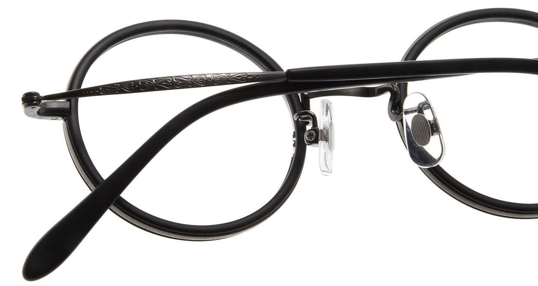Oh My Glasses TOKYO Dustin omg-062 3-44 [黒縁/鯖江産/丸メガネ]  5