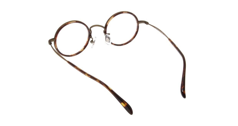 Oh My Glasses TOKYO Dustin omg-062 4-44 [鯖江産/丸メガネ/べっ甲柄]  2