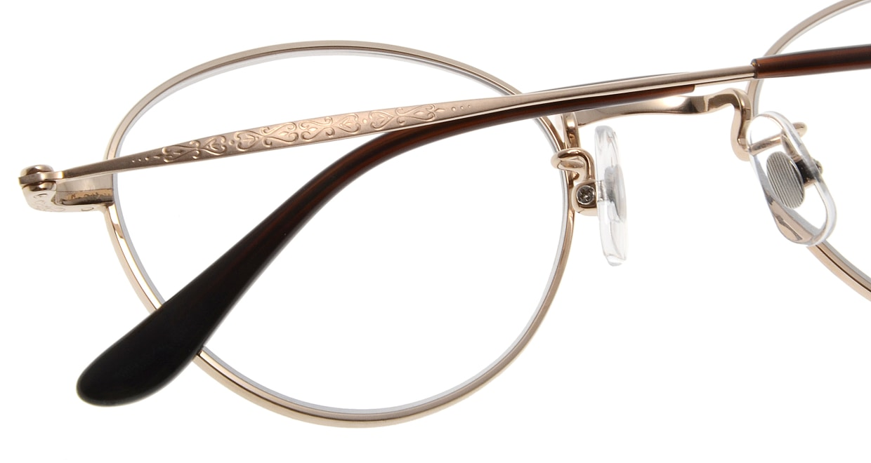Oh My Glasses TOKYO George omg-063 32-14 [メタル/鯖江産/丸メガネ/べっ甲柄]  4