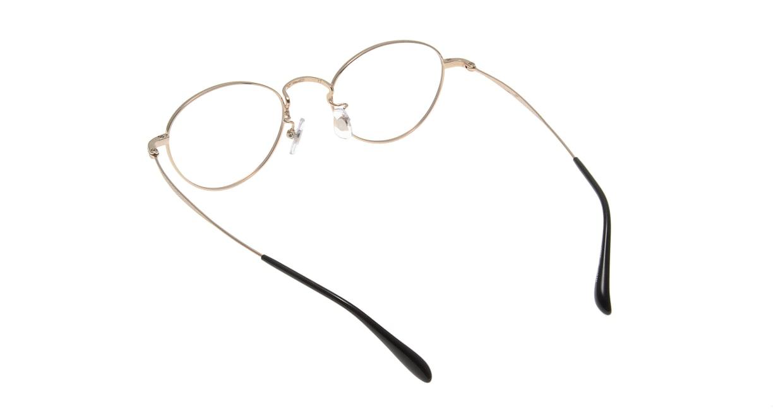 Oh My Glasses TOKYO George omg-063 2-49 [メタル/鯖江産/丸メガネ]  2