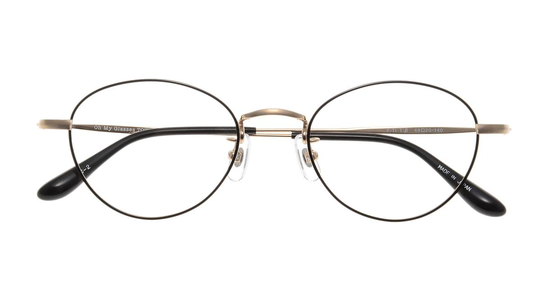 Oh My Glasses TOKYO George omg-063 2-49 [メタル/鯖江産/丸メガネ]  3