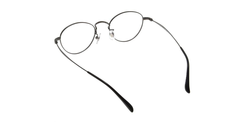 Oh My Glasses TOKYO George omg-063 42-41 [メタル/鯖江産/丸メガネ]  2
