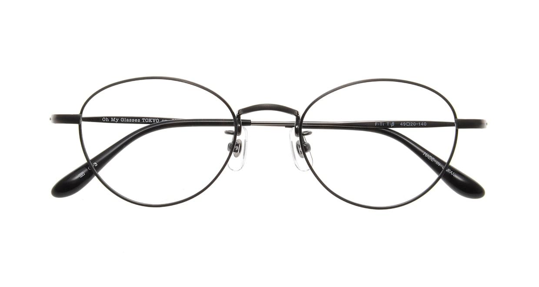 Oh My Glasses TOKYO George omg-063 42-41 [メタル/鯖江産/丸メガネ]  3