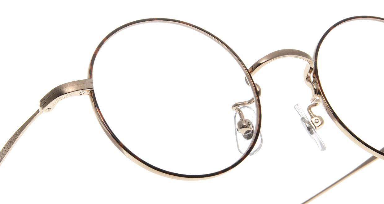 Oh My Glasses TOKYO Neal omg-067 1-47 [メタル/鯖江産/丸メガネ/べっ甲柄]  4