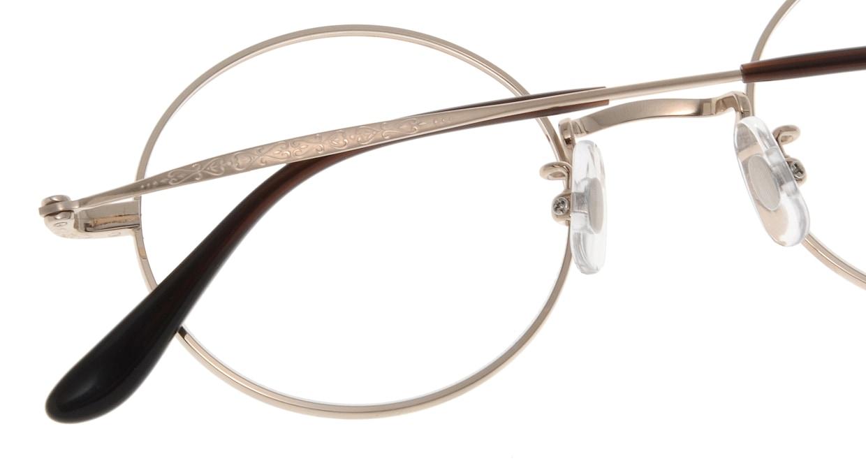 Oh My Glasses TOKYO Neal omg-067 1-47 [メタル/鯖江産/丸メガネ/べっ甲柄]  5
