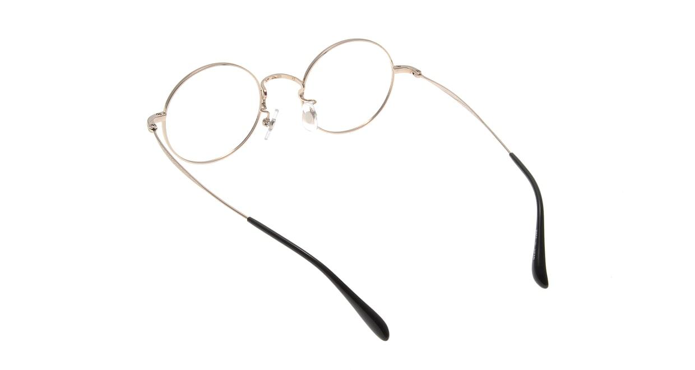 Oh My Glasses TOKYO Neal omg-067 2-47 [メタル/鯖江産/丸メガネ]  2