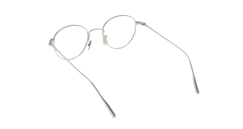 Oh My Glasses TOKYO Cecil omg-064 2-47 [メタル/鯖江産/丸メガネ/シルバー]  2
