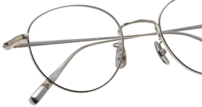 Oh My Glasses TOKYO Cecil omg-064 2-47 [メタル/鯖江産/丸メガネ/シルバー]  4