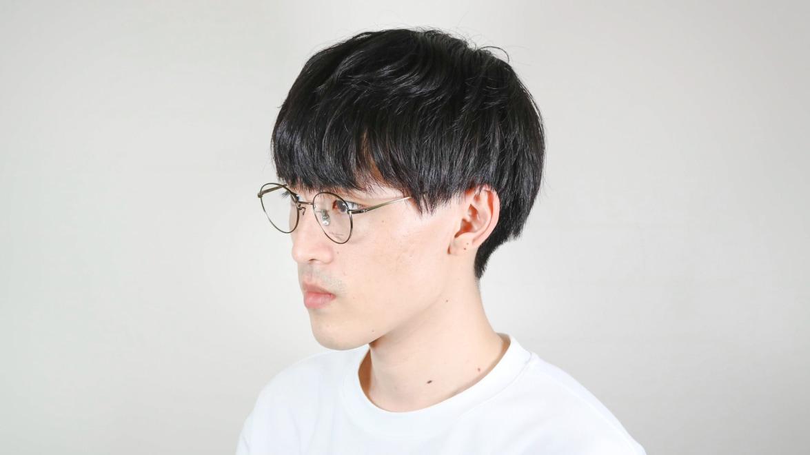 Oh My Glasses TOKYO Cecil omg-064 3-47 [メタル/鯖江産/丸メガネ/ゴールド]  6