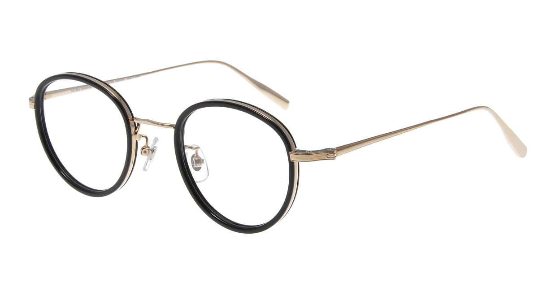 Oh My Glasses TOKYO Raymond omg-065 1-45 [黒縁/鯖江産/丸メガネ]
