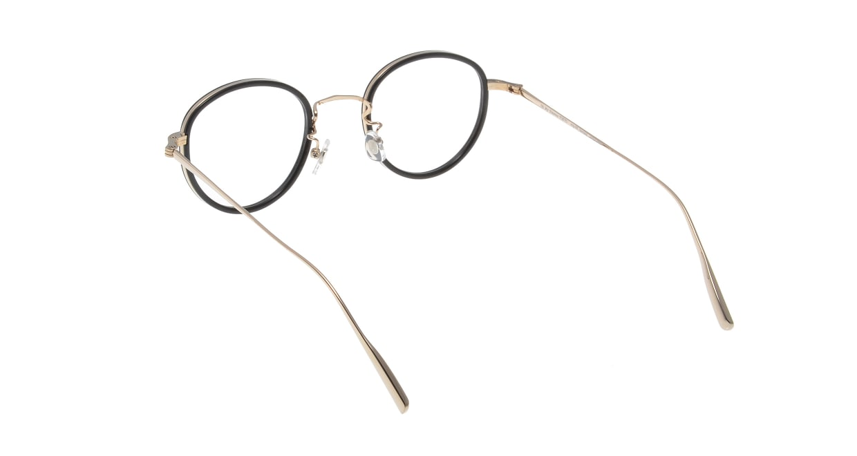 Oh My Glasses TOKYO Raymond omg-065 1-45 [黒縁/鯖江産/丸メガネ]  2