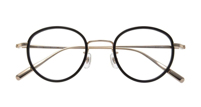 Oh My Glasses TOKYO Raymond omg-065 1-45 [黒縁/鯖江産/丸メガネ]  3