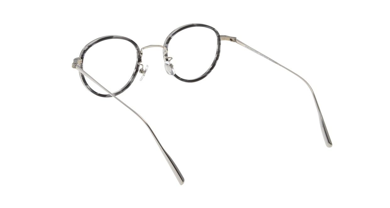 Oh My Glasses TOKYO Raymond omg-065 2-45 [鯖江産/丸メガネ/グレー]  2