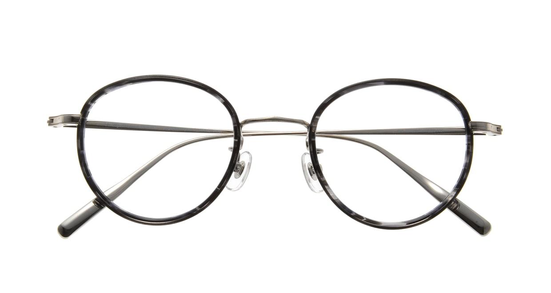 Oh My Glasses TOKYO Raymond omg-065 2-45 [鯖江産/丸メガネ/グレー]  3