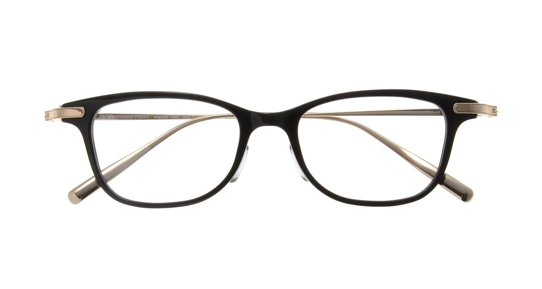 Oh My Glasses TOKYO Julian omg-066 1-14 [黒縁/鯖江産/ウェリントン]  3