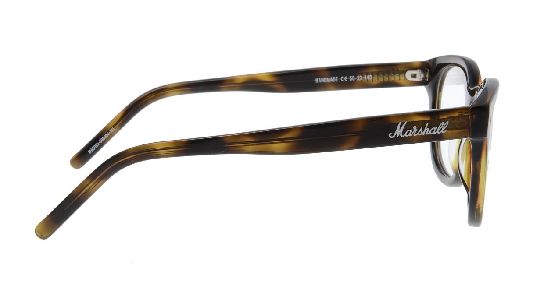 マーシャルアイウェア ROBERT Opt-Olive Turtle MA0065-606000-101 [ウェリントン/べっ甲柄]  1