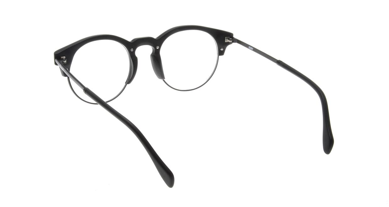 マーシャルアイウェア HENRY Opt-Matte Black MA0064-201000-101 [黒縁/丸メガネ]  2