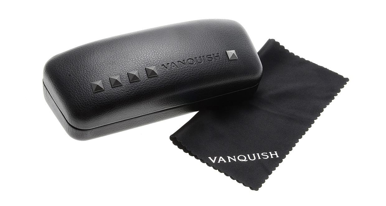ヴァンキッシュ VQ-1061-C-1-LG [メタル/縁なし/スクエア/ゴールド]  6