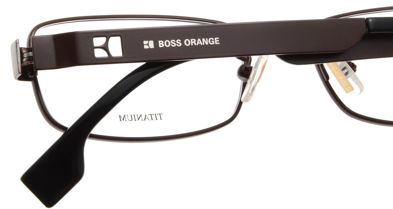 ボスオレンジ BO-8501/J-RKM [メタル/スクエア/茶色]  4