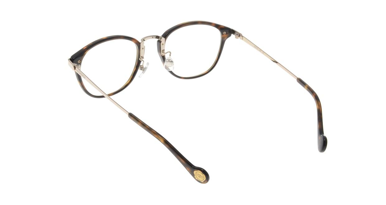 ヴィクター&ロルフ 70-0142-13 [日本製・鯖江産/丸メガネ/べっ甲柄]  2