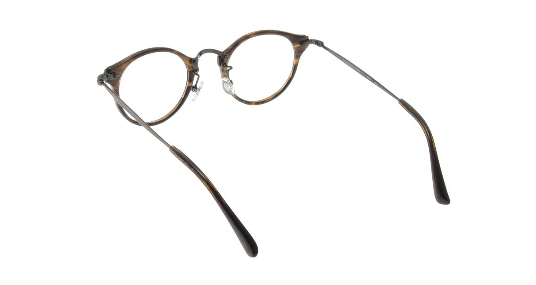 Oh My Glasses TOKYO Luke omg-025-6 [鯖江産/丸メガネ/茶色]  2