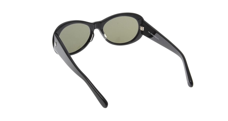 オウル opticwarlock GAZER EP1203-1-BLACK [バタフライ]  2