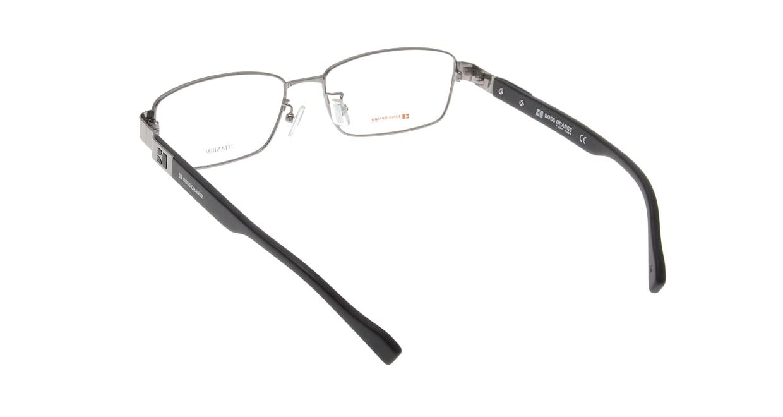 ボスオレンジ BO-8507/J-B5K [メタル/スクエア/シルバー]  2