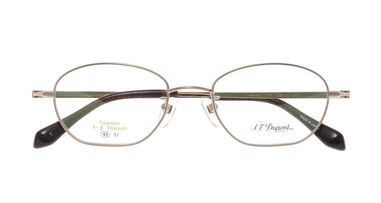 デュポン DP-2002-C-1-GP [メタル/鯖江産/ウェリントン/ゴールド]  3