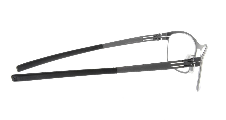 アイシーベルリン Carlotta-graphite [メタル/スクエア/グレー]  1