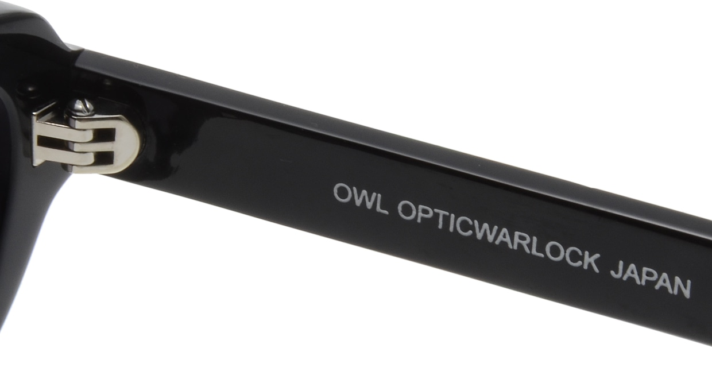 オウル opticwarlock KMIYATA-EP1504-1S.BLACK/SMOKE [スクエア]  5