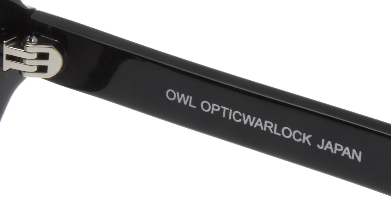 オウル opticwarlock KMIYATA-EP1504-1G.BLACK/GRADATION [スクエア]  5