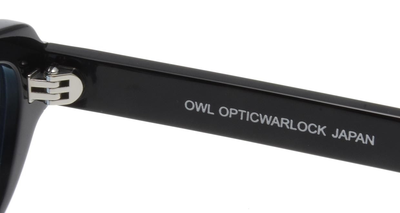 オウル opticwarlock KMIYATA-EP1504-1BL.BLACK/BLUE [スクエア]  5