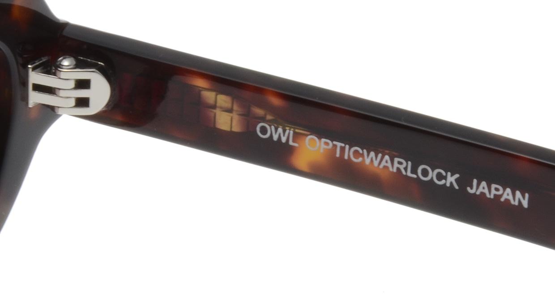 オウル opticwarlock KMIYATA-EP1504-2G.BROWN DEMI/GRADATION [スクエア]  5
