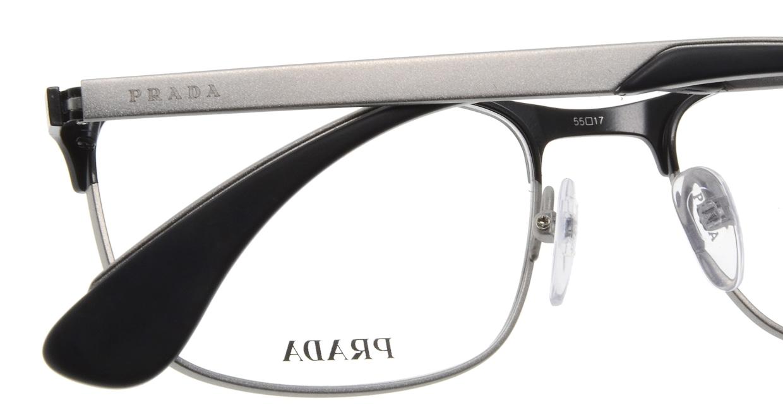 プラダ PR55SVD-FAD101-55 [メタル/スクエア]  4