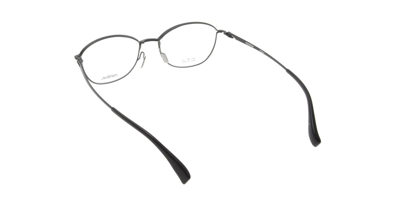 モンブルーMO-007-4-52 [メタル/鯖江産/ウェリントン]  2