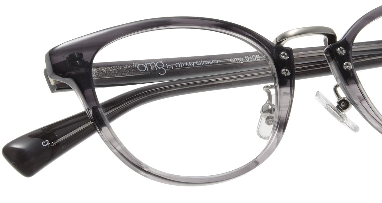 プラスオーエムジー(+omg) プラスオーエムジー ジョセフ OMG-030B-2