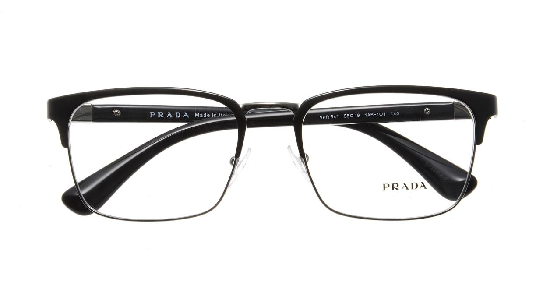 プラダ PR54V-1AB101-55 [メタル/ウェリントン]  3