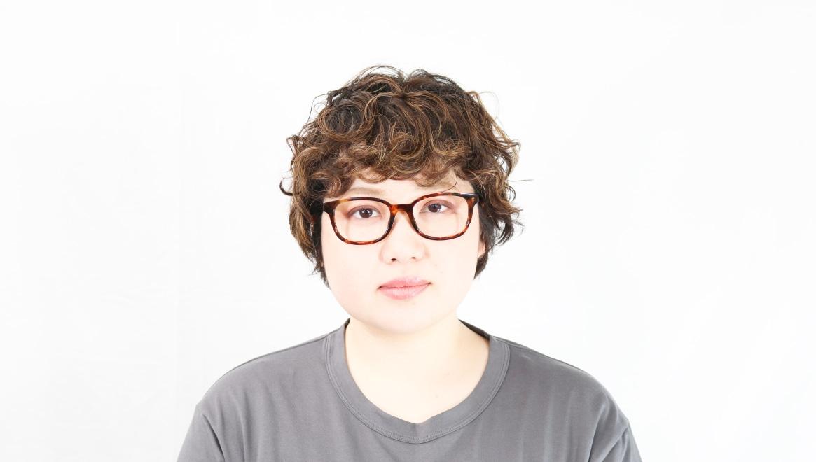 TYPE Univers Regular-Tortoise [鯖江産/ウェリントン/べっ甲柄]  5