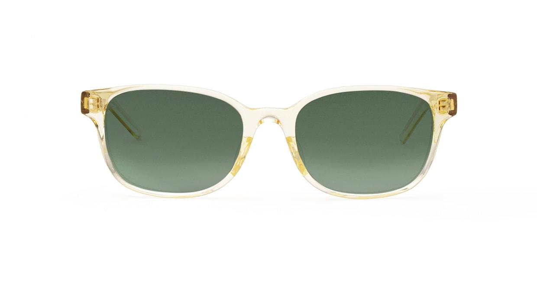 TYPE Univers Light-Clear Sunglasses [鯖江産/ウェリントン]