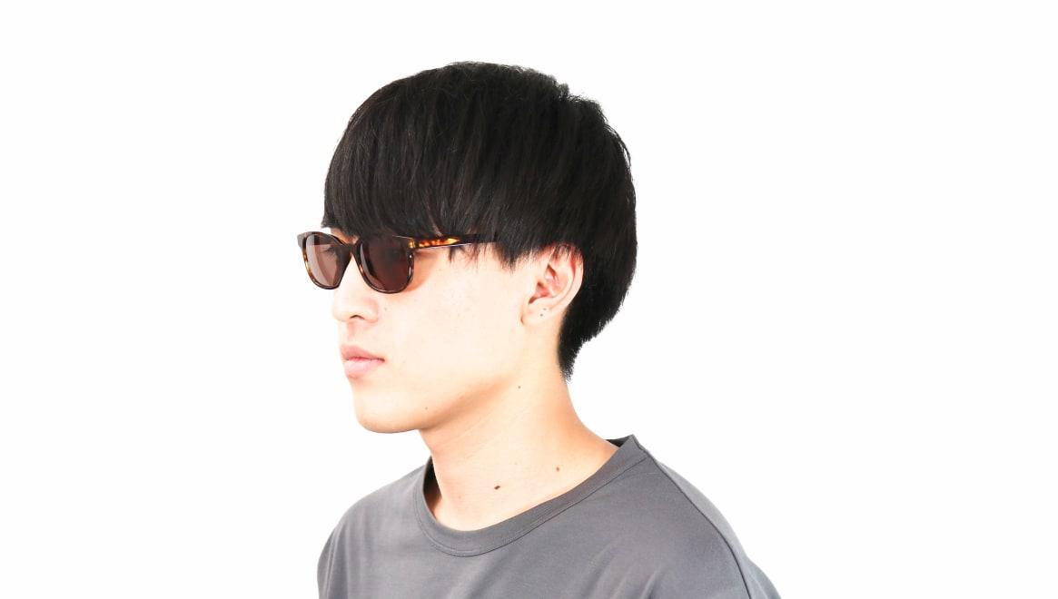 TYPE Univers Regular-Tortoise Sunglasses [鯖江産/ウェリントン]  4