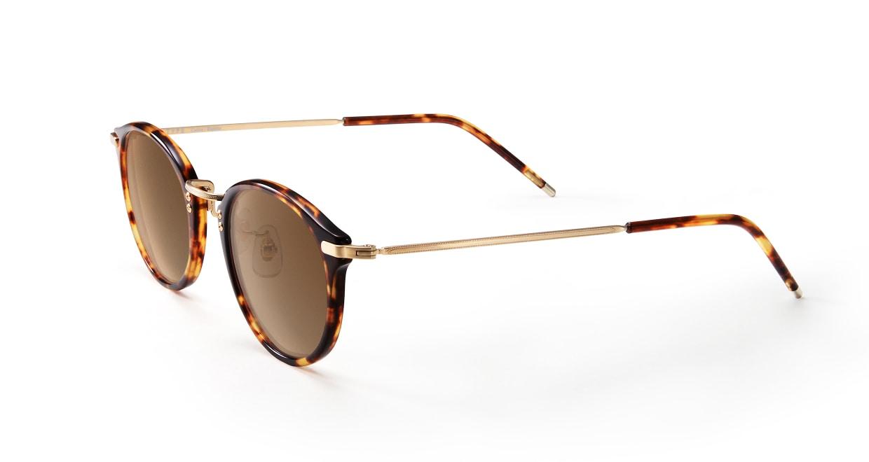 TYPE Caslon Regular-Tortoise Sunglasses [鯖江産/ラウンド]  1