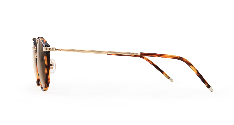 TYPE Caslon Regular-Tortoise Sunglasses [鯖江産/ラウンド]  2