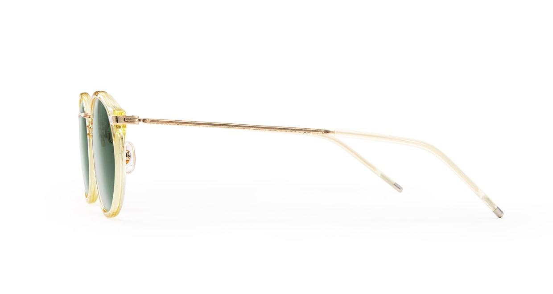 TYPE Caslon Bold-Clear Sunglasses [鯖江産/ラウンド]  2