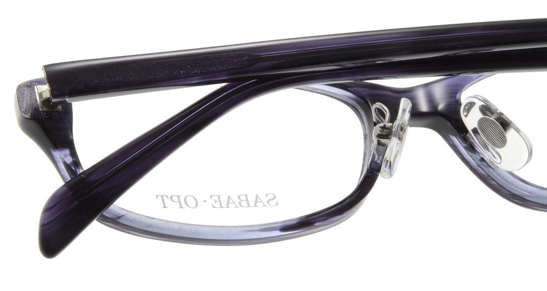 サバエオプト SOR219-VI [鯖江産/スクエア/紫]  4
