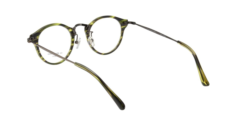 Oh My Glasses TOKYO Luke omg-025-8 [鯖江産/丸メガネ/緑]  2