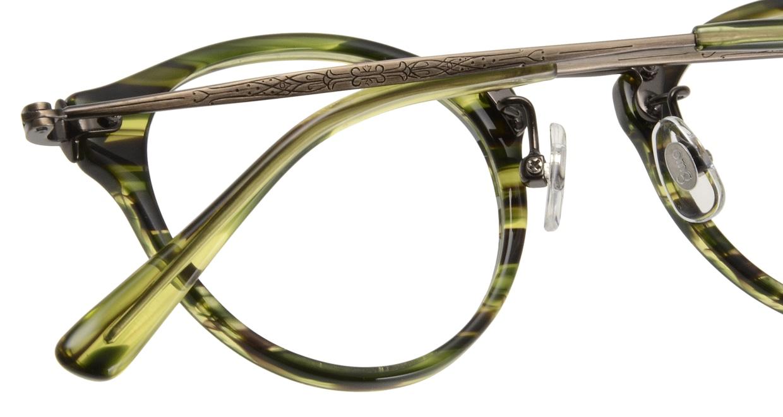 Oh My Glasses TOKYO Luke omg-025-8 [鯖江産/丸メガネ/緑]  4
