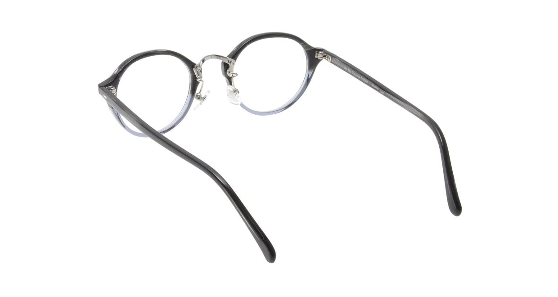 Oh My Glasses TOKYO Matthew omg-026-5 [鯖江産/丸メガネ/グレー]  2