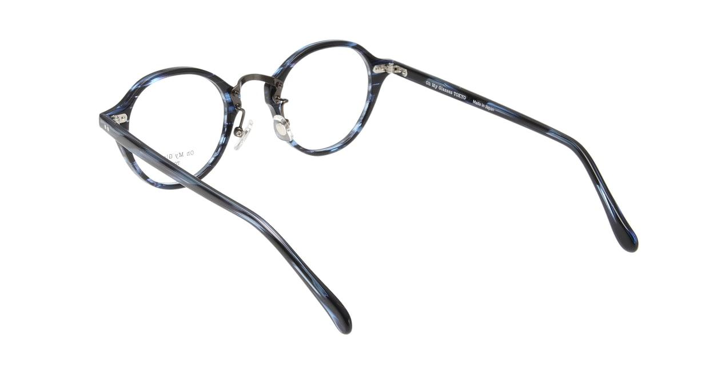 Oh My Glasses TOKYO Matthew omg-026-7-45 [鯖江産/丸メガネ/青]  2