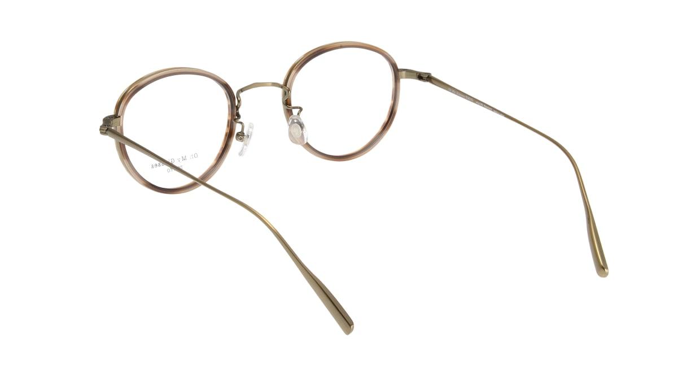 Oh My Glasses TOKYO Raymond omg-065-5-45 [鯖江産/丸メガネ/べっ甲柄]  2