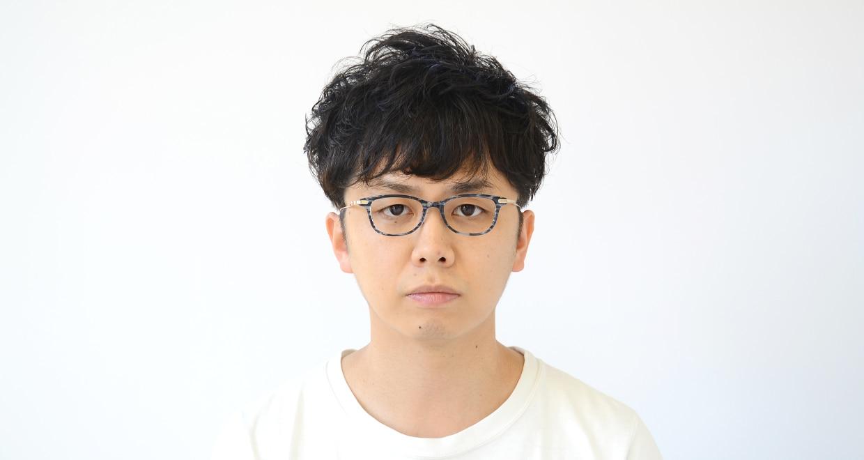 Oh My Glasses TOKYO Julian omg-066-4-47 [鯖江産/ウェリントン/青]  5